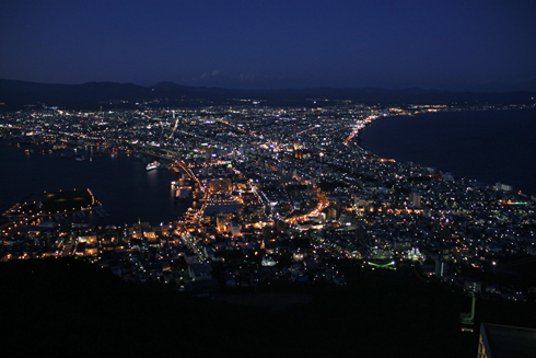 函館夜景-3