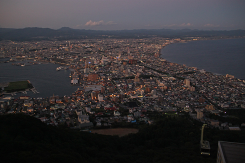 函館夜景-2