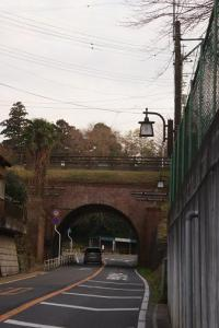 トンネル①