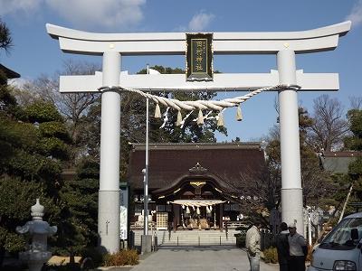 讃岐國一宮 田村神社