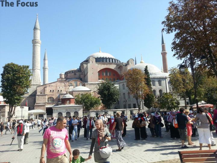ギリシャ旅行 モスク