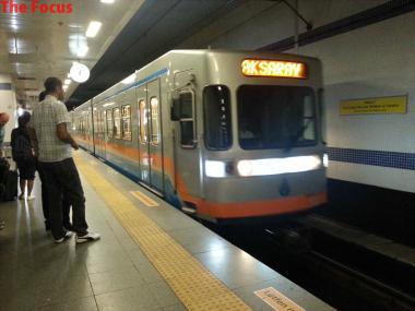 トルコ 電車