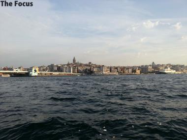 トルコ イスタンブール 港