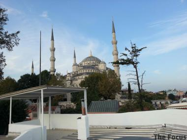 トルコ イスタンブール 展望レストラン