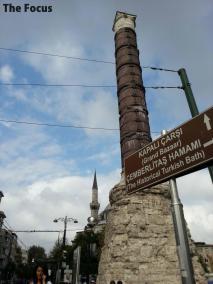 トルコ イスタンブール 塔