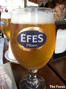 トルコ ビール EFES
