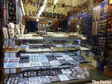 グランドバザール 宝石店