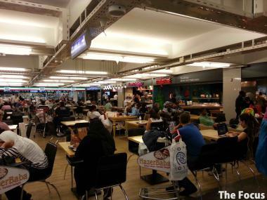 アタテュルク国際空港 飲食店