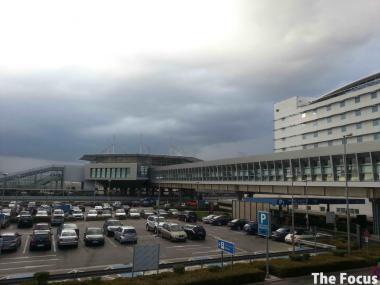 アテネ国際空港 鉄道