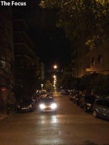 ギリシャ アテネ 坂道
