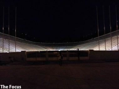 ギリシャ アテネ 競技場