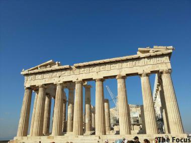 パルテノン神殿 美しい
