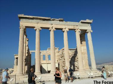 ギリシャ アテネ パルテノン神殿 その他
