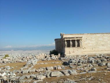 パルテノン神殿 ギリシャ アテネ