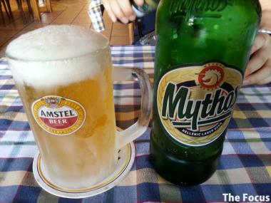 ギリシャ ピレウス ビール