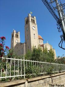 ギリシャ エギナ島 教会