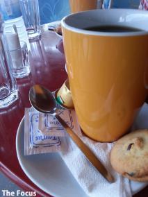 サモス島 コーヒー