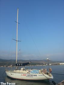 サモス島 ヨット
