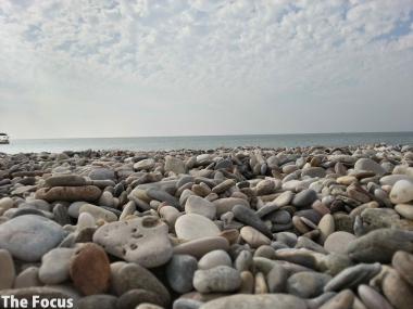 サモス島 ビーチ 写真