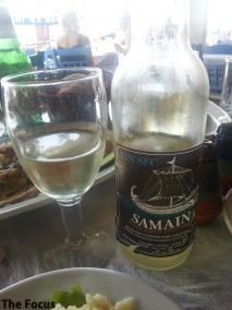 ギリシャ サモス島 ピタゴリオ ワイン