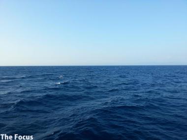 ギリシャ トルコ 大海原