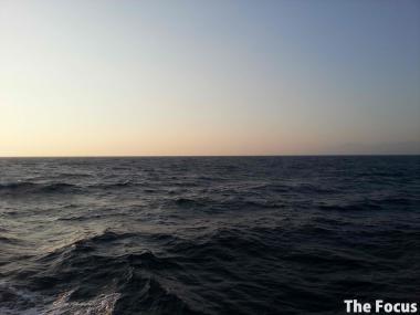 ギリシャ トルコ 海