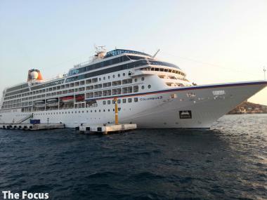 トルコ クサダシ 豪華客船