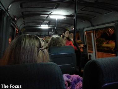 トルコ バス タクシー