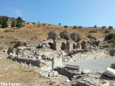 トルコ エフェス遺跡