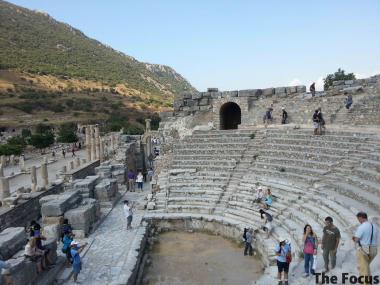 トルコ 遺跡 エフェス