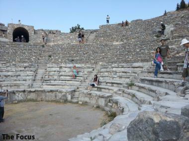 エフェス トルコ 遺跡