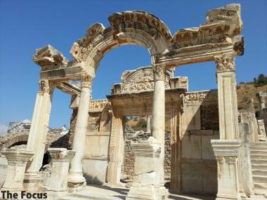 エフェス トルコ 遺跡 エフェス遺跡