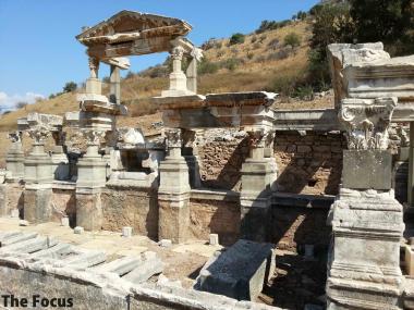 エフェス遺跡 トルコ エフェス