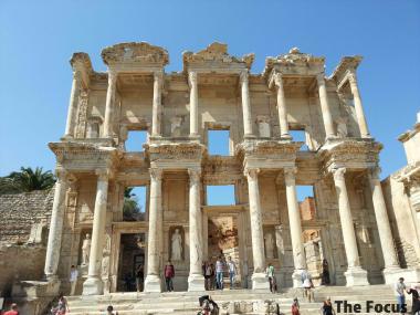 トルコ 遺跡