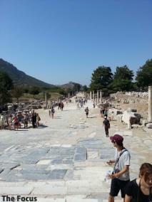 遺跡 エフェス トルコ エフェス遺跡