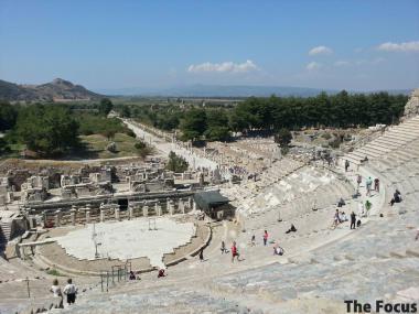 エフェス遺跡 トルコ 遺跡