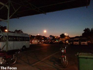 トルコ 深夜バス