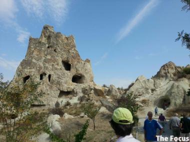 カッパドキア ギョレメ野外博物館