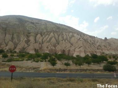 岩群 カッパドキア