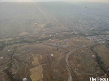 カッパドキア 旅行 気球 トルコ