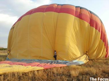 トルコ 気球 旅行