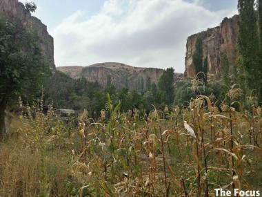 ウフララ渓谷 トルコ カッパドキア