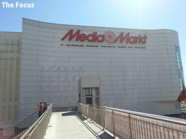 トルコ イスタンブール Media Markt