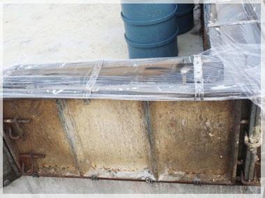 基礎工事 乾燥対策