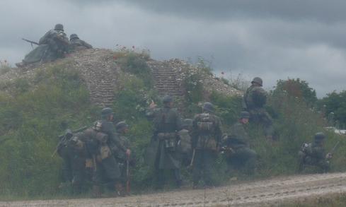 ドイツ軍リエナクター