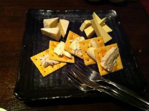BALLADE チーズ盛り合わせ