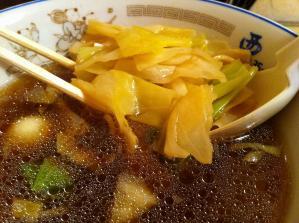 西華 広東麺 キャベツ3