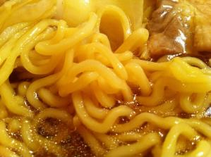 西華 広東麺 アップ