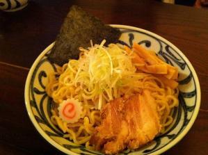 侘助 つけ麺 麺