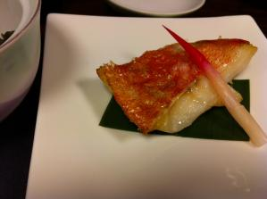 紅山水2 焼き魚